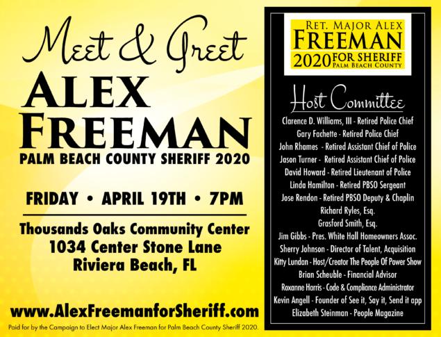 Meet & Greet Alex!