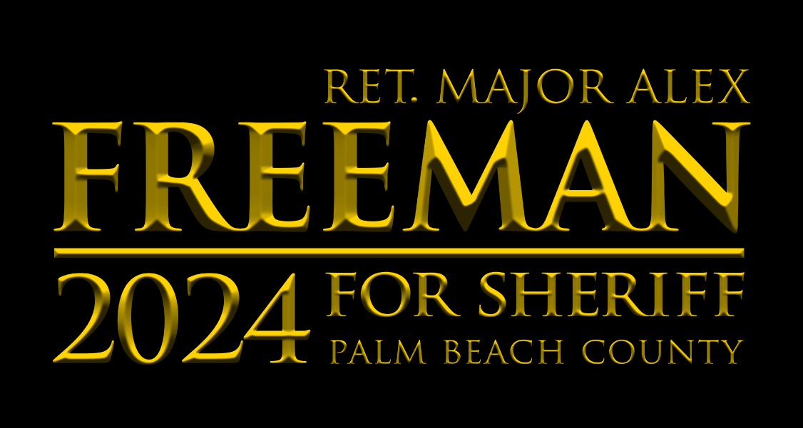 Alex Freeman for Palm Beach County Sheriff